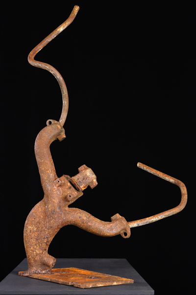 bronze sculpture_teguh ostenrik_Dance_My_Soul